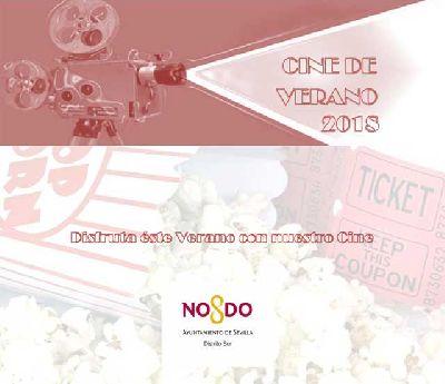 Cine de Verano en el Distrito Sur de Sevilla (2018)