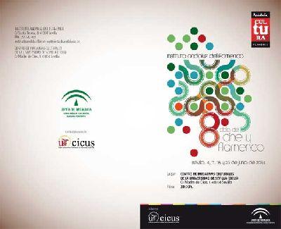 VIII Ciclo de cine y flamenco en el CICUS Sevilla