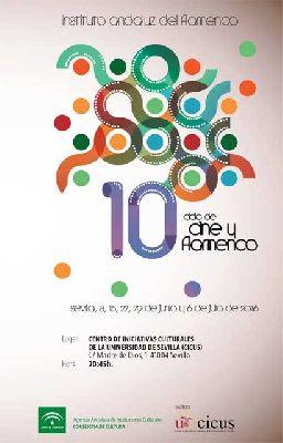 X Ciclo de cine y flamenco en el CICUS Sevilla