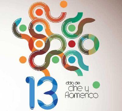 Cartel del XIII Ciclo de cine y flamenco en el CICUS de Sevilla 2019