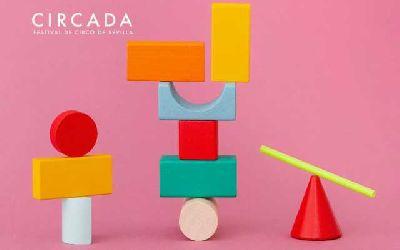 Cartel de la duodécima edición del Festival Circada 2019 en Sevilla