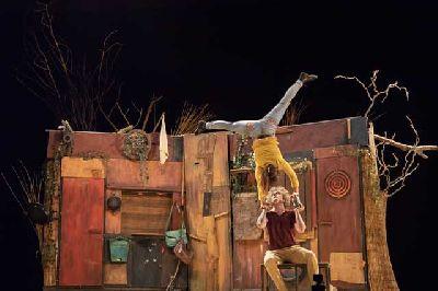 Foto promocional del espectáculo DistanS