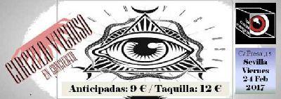 Concierto: Círculo Vicioso en La Caja Negra de Sevilla