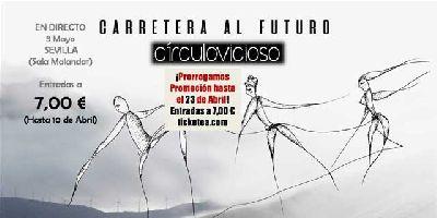 Concierto: Círculo Vicioso en Malandar Sevilla (mayo 2018)