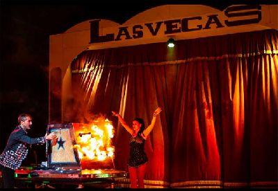 Foto promocional del Circus Las Vegas