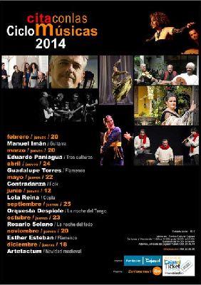 Cita con las Músicas en Sevilla (2014)