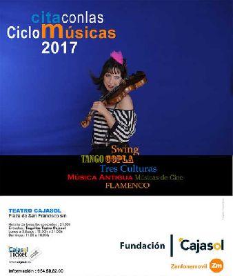 Cita con las Músicas en Sevilla (2017)