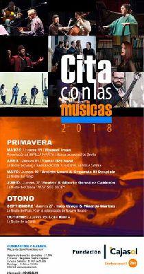 Cita con las Músicas en Sevilla (2018)