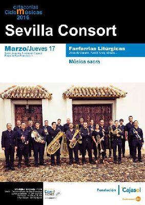 Concierto: Sevilla Consort en Cita con las Músicas 2016 Sevilla