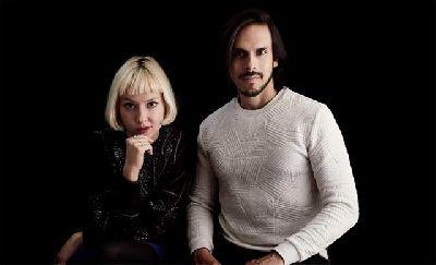 Foto promocional de Louiza Hamadi y Claudio Constantini