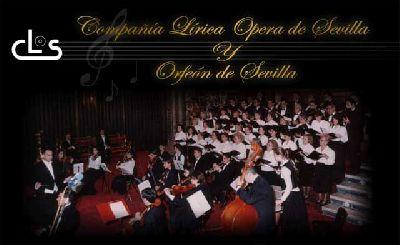 Conciertos: Compañía Lírica Ópera de Sevilla (CLOS) en La Imperdible