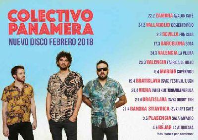 Concierto: Colectivo Panamera en FunClub Sevilla 2018