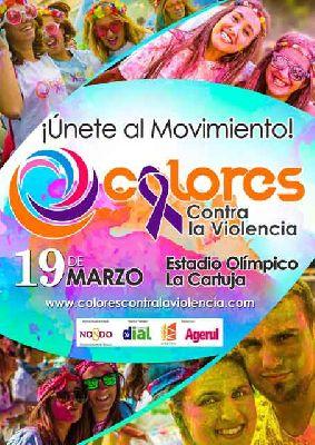 Carrera Colores contra la violencia en Sevilla