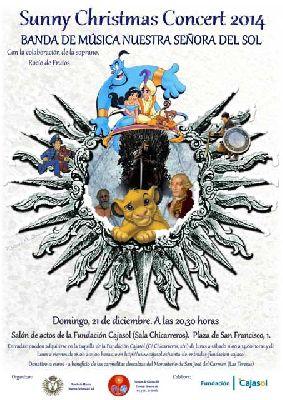 Concierto: Sunny Christmas Concert 2014 en Cajasol Sevilla