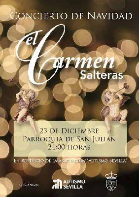 Concierto: El Carmen de Salteras en la iglesia de San Julián Sevilla