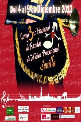 III Congreso de Bandas de Música Procesional de Sevilla 2013