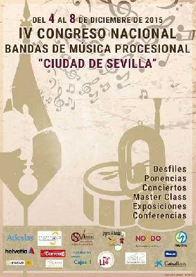 IV Congreso de Bandas de Música Procesional de Sevilla 2015