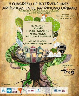 II Congreso de Intervenciones Artísticas en el Patrimonio Urbano
