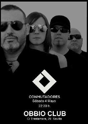 Concierto: Conmutadores presentan Illusions en Sevilla (Obbio)