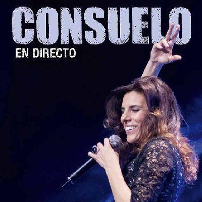 Concierto: Consuelo en el Teatro Quintero de Sevilla (marzo 2016)