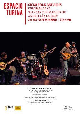 Concierto: Contradanza en la Sala Turina de Sevilla