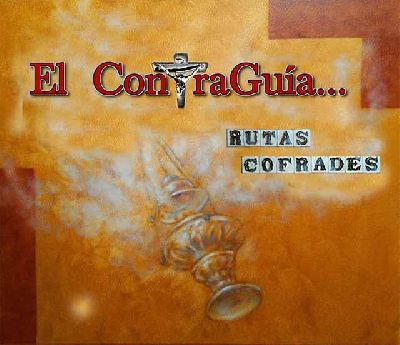 Logotipo de la empresa ContraGuía... Rutas cofrades