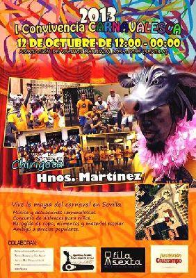 I Convivencia Carnavalesca de Sevilla