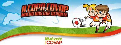 Final de Copa Covap de fútbol 7 en Estadio Cartuja Sevilla
