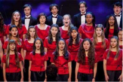 Concierto: coros Colburn y Meridianos en la Anunciación de Sevilla