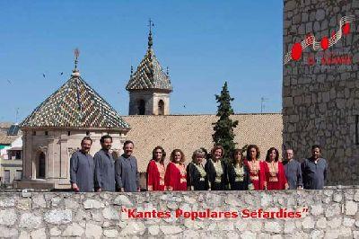 Concierto: música sefardí en el Alcázar Sevilla