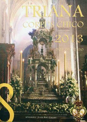 Procesión Corpus Chico de Triana 2013, la Magdalena y San Isidoro