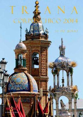 Procesión Corpus Chico de Triana 2014, la Magdalena y San Isidoro