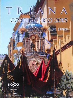 Procesión: Corpus Chico de Triana 2015, la Magdalena y San Isidoro