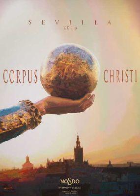 Corpus Christi 2016 en Sevilla