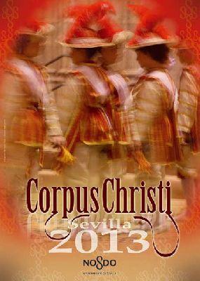Corpus Christi 2013 en Sevilla
