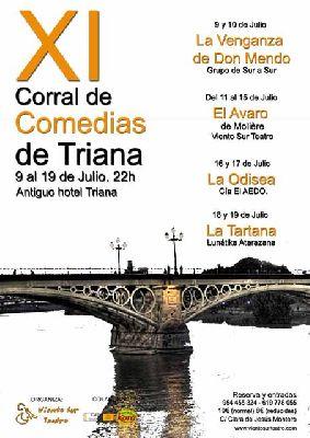 XI Corral de Comedias de Triana 2015
