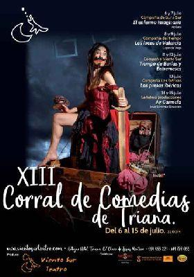 XIII Corral de Comedias de Triana 2017 en Sevilla