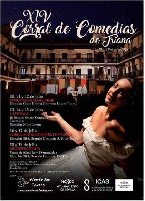 XIV Corral de Comedias de Triana 2018 en Sevilla