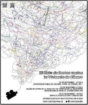 III Ciclo de Cortos contra la Violencia de Género en Sevilla 2015
