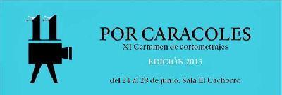 XI Cortos por caracoles 2013 en Sevilla