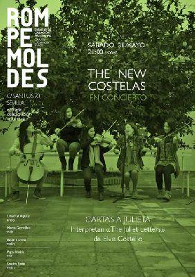 Concierto: The New Costelas en Rompemoldes Sevilla