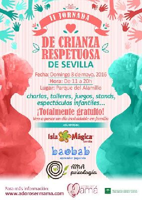 II Jornada de Crianza Respetuosa de Sevilla 2016