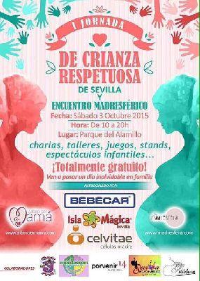 I Jornada de Crianza Respetuosa de Sevilla 2015
