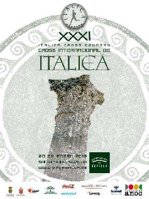 XXXI Cross Internacional de Itálica 2013