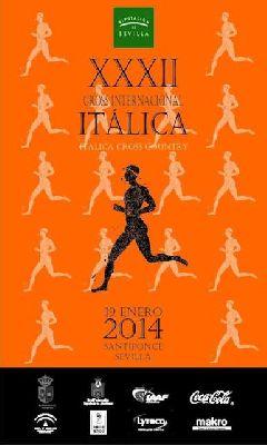XXXII Cross Internacional de Itálica 2014