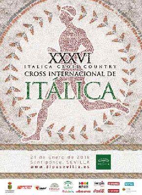 XXXVI Cross Internacional de Itálica 2018