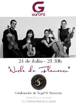 Concierto: Cuarteto Contreras en la sala Garufa Sevilla