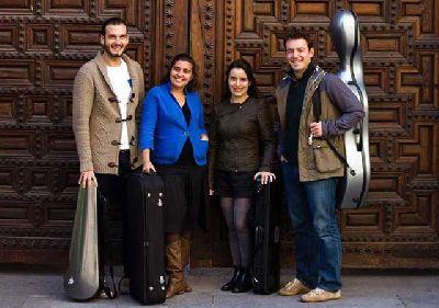 Concierto: Cuarteto Francisco de Goya en la Anunciación Sevilla