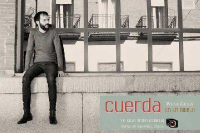 Concierto: Cuerda presenta En la niebla en La Caja Negra de Sevilla