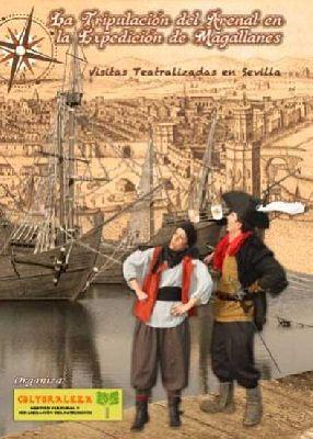 Visitas teatralizadas por la Sevilla del siglo XVI